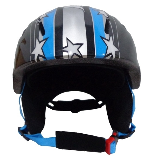 Blizzard – Ski Helmet  Magnum blue star shiny junior