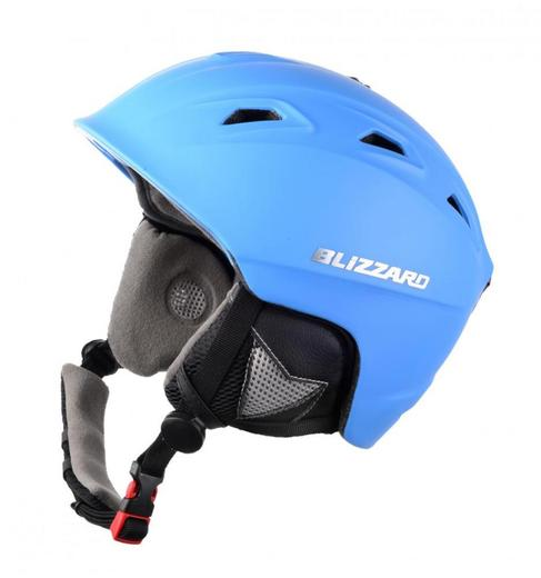 Blizzard - Ski Helmet Demon neon blue matt
