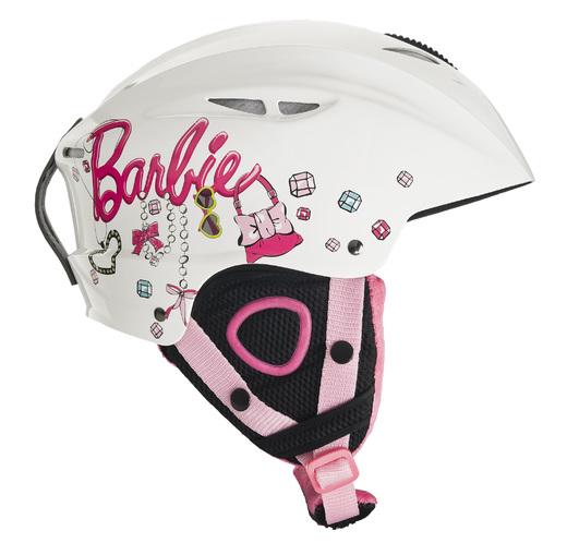 Vision – Ski Helmet Barbie