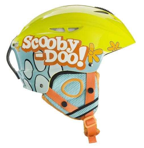 Vision – Ski Helmet Scooby Doo yellow