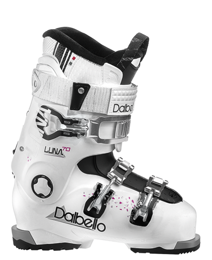 Dalbello Luna 70 white/black 15/16 235