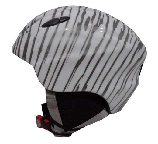 Blizzard – Ski Helmet Magnum white tiger shiny junior