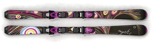 Sporten Mystic black 16/17 140cm