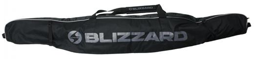Ski bag Premium for 1 pair, black-silver 165-185 cm.jpg