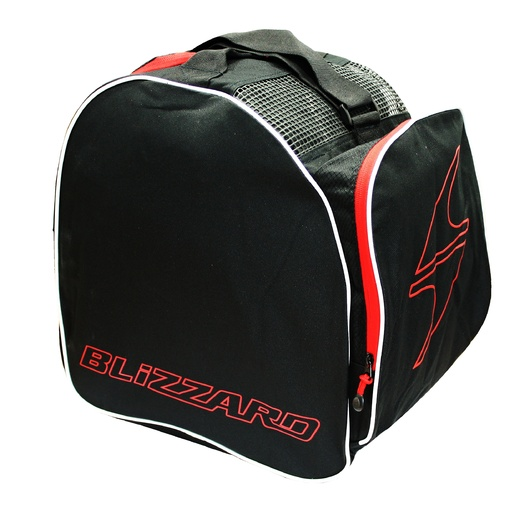 Blizzard Skiboot Bag Black Red