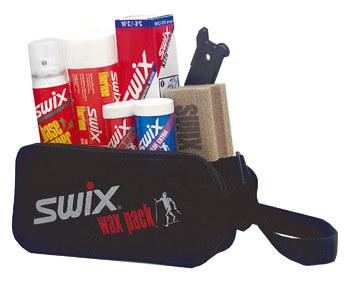 Swix – Cestovní sada vosků (P0034)