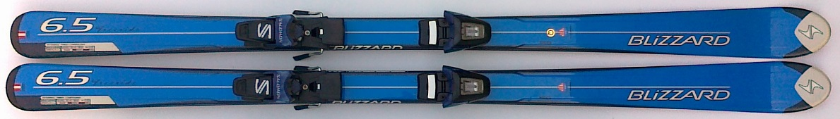 Blizzard 6.5 Freeride Jr -7/130- bazar 160cm
