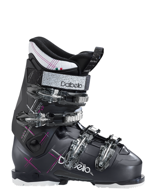 Dalbello Aspire 60 black/black 16/17