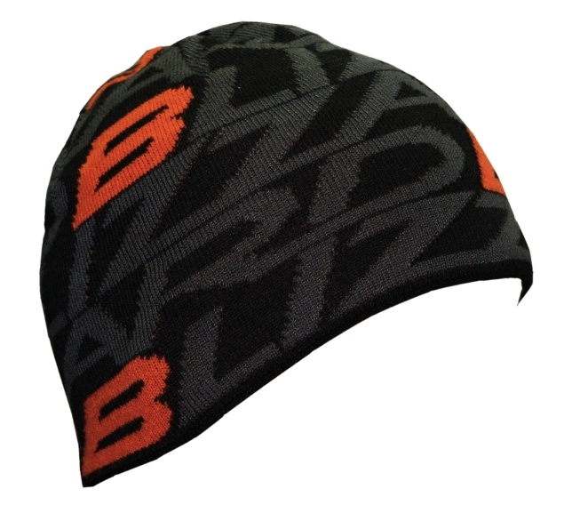 Blizzard  Dragon cap black/orange