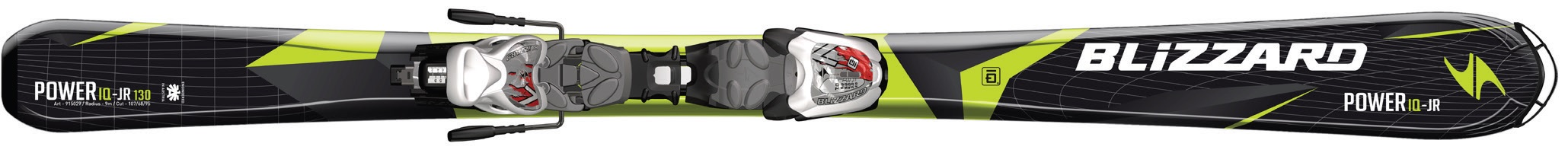 Blizzard POWER IQ JR B 14/15
