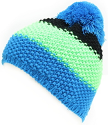 Blizzard Tricolor blak/green/blue