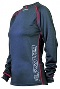Blizzard G-Force shirt long sleeve, black