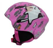 Blizzard – Ski Helmet  Magnum pink cat  shiny junior